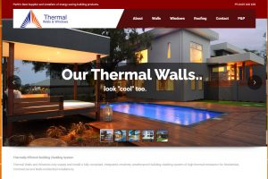 Thermal Walls and Windows